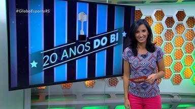 Globo Esporte RS - 15/12 - Bloco 1 - Assista ao vídeo.
