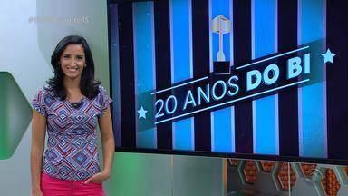 Globo Esporte RS - 15/12 - Bloco 3 - Assista ao vídeo.