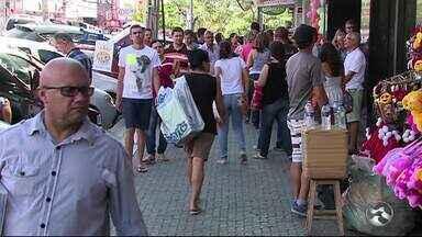 Comerciantes reclamam de insegurança em Caruaru - Assaltos e furtos estão acontecendo no centro da cidade.