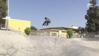 Califórnia De Skate E Música