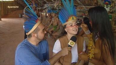 Confira um bate-papo com ex 'The Voice' Fernanda Silva - Cantora fala da emoção de ter participado da quinta edição do programa.