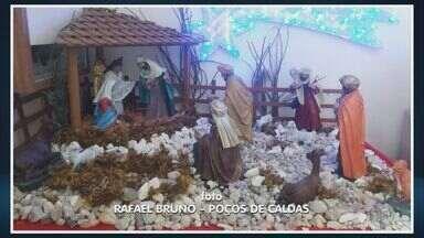 Confira as decorações de Natal enviadas pelos telespectadores - Confira as decorações de Natal enviadas pelos telespectadores
