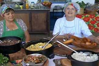 Guararema investe em gastronomia para atrair turistas - Receber visitantes exige preparo, inclusive na gastronomia. Donos de sítios preparam receitas especiais.