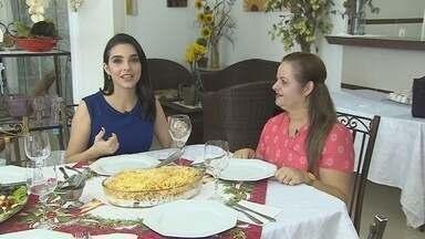 Telespectadora ensina receita de Arroz de Bacalhau - Cristiane Aparecida da Silva enviou sua receita para o Rondônia TV.