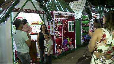 Programação do 'Natal Luz' de Garanhuns atrai turistas - Atividades seguem até o dia 31 de dezembro.