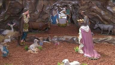 veja significado e história do presépio natalino - O Menino Jesus só deve ser colocado no presépio na noite do dia 24.