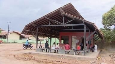 Passageiros sofrem arrastão em terminal rodoviário de Macapá - Passageiros sofrem arrastão em terminal rodoviário de Macapá