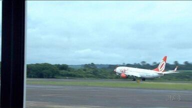 Passagem aérea pode ficar 30% mais cara se comprada próximo à data do embarque - Foz do Iguaçu é a cidade do Sul do Brasil mais procurada nesta época do ano.