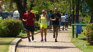 Baianos participam da Corrida de São Silvestre no próximo sábado (31) - Um deles usou o esporte para mudar de vida. Veja na reportagem.
