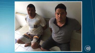 Polícia prende quadrilha que explodia caixas eletrônicos - Polícia prende quadrilha que explodia caixas eletrônicos