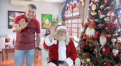 Veja o que rolou no É Bem Mato Grosso especial de Natal - Confira o terceiro bloco do programa especial