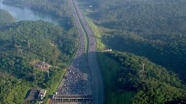 Bom Dia São Paulo - Edição de sexta-feira, 30/12/2016 - Na antevéspera de réveillon, o Bom Dia São Paulo mostra o movimento nas rodovias na última sexta-feira do ano. E mais as notícias da manhã.