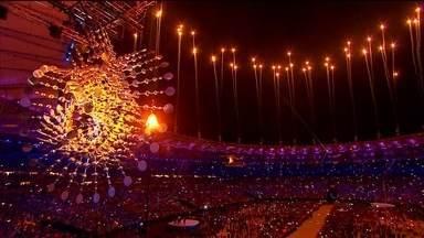 Brasil supera as expectativas na maior festa esportiva do planeta - Jogos do Rio foram assistidos por 4 bilhões. Brasil descobriu novos heróis e conquistou 19 medalhas, na melhor campanha da nossa história.