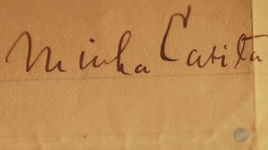 #Saudade de quÊ? Cartas de mais de 100 anos contam histórias de amor - Confira a história, contada pelas bisnetas, de um casal de noivos que trocava correspondências no início do século passado.