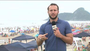 Milhares de pessoas estão no litoral pra festa da virada - Se você quer descer pra festa, veja a programação