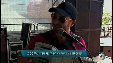 Confira o som de Elisson Castro que vai animar a virada de ano em Petrolina - Shows começa a partir das 22h na Porta do Rio, na Orla de Petrolina.