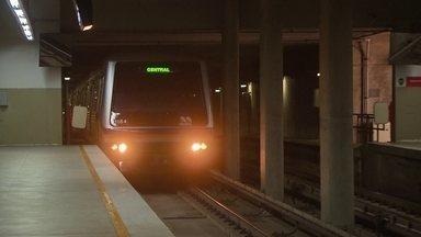 Passagem do metrô do DF sobe para R$ 5 - O rombo no caixa é imenso e falta dinheiro para a expansão do sistema.