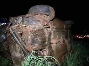 Policial recebe alta e se apresenta após acidente que matou casal em Araguaína - Policial recebe alta e se apresenta após acidente que matou casal em Araguaína