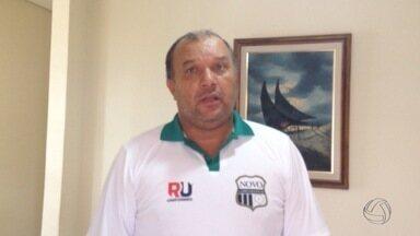 Técnico Mauro Marino projeta recuperação do Novo na Copa São Paulo de futebol júnior - Técnico Mauro Marino projeta recuperação do Novo na Copa São Paulo de futebol júnior