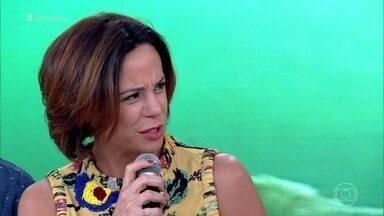 Vanessa Gerbelli revela que tem muito medo de tubarão - O Neurocientista Fernando Gomes Pinto fala sobre a 'Selachofobia', nome que descreve o medo extremo aos tubarões
