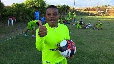 Frei Paulistano aposta em Carlinhos Bala para buscar título inédito - Frei Paulistano aposta em Carlinhos Bala para buscar título inédito