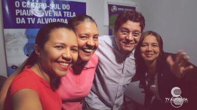 TV Alvorada, de Floriano, completa 20 anos - TV Alvorada, de Floriano, completa 20 anos