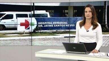 Morre bebê de grávida baleada por agente no ES, segundo Sesa - Casal voltava de show em Guarapari quando aconteceu a confusão.Estado de saúde da mãe é grave, segundo a Secretaria.