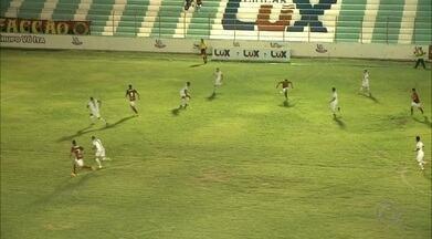 Sousa e Campinense ficam no empate no Marizão - Resultado manteve a invencibilidade dos dois times no Campeonato Paraibano
