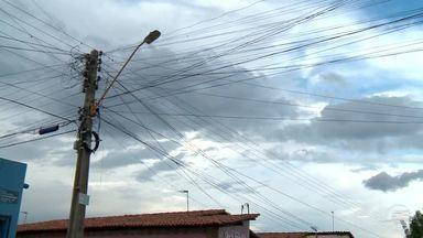 Calendário do PI TV acompanha comunidade que há anos pede regularização da energia - Calendário do PI TV acompanha comunidade que há anos pede regularização da energia
