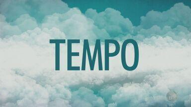 Confira 'Previsão do Tempo' para esta sexta (13) para a região de Campinas (SP) - Previsão é de chuva e temperaturas voltam a subir.