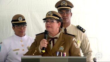 Comandante da Guarda Municipal quer apoiar PM na segurança do Rio - Cargo é ocupado pela primeira vez por uma mulher na cidade