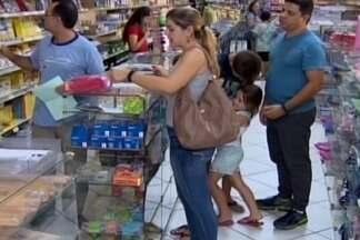 Procon alerta para itens indevidos na lista de material escolar em Divinópolis - Escola não pode exigir itens de uso coletivo, alerta órgão.