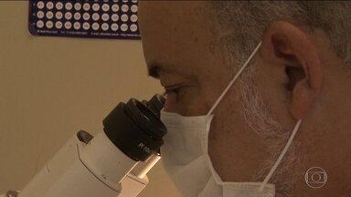 Doença misteriosa deixa pacientes com urina escura na Bahia e no Ceará - Pesquisadores brasileiros e americanos estão investigando a doença. Principal hipótese é que seja um vírus da família da hepatite A.