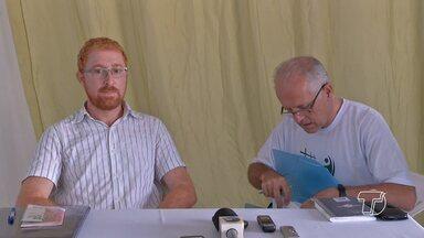 Coletiva discute situação no sistema penitenciário em Santarém - Coletiva foi realizada na tarde desta quinta-feira (12).