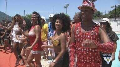Liga promove concurso para corte carnavalesca de São Vicente, SP - Corte será composta por rei, rainha, princesa e rainha gay.