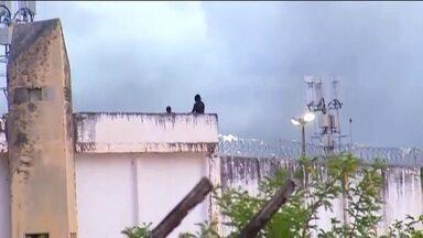Rebelião de presos no Rio Grande do Norte tem mortos e feridos - Governo do estado diz que motim é de grandes proporções.