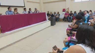 Simpósio discute violência nas escolas no Amapá - Encontro vai até a sexta-feira (13).