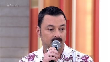 Emilio Orciollo Netto comemora sucesso da minissérie 'Dois Irmãos' - O ator conta que o elenco se preparou durante nove meses para o trabalho