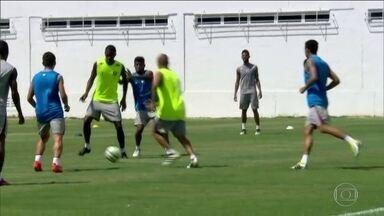 Fluminense faz treinamentos físicos e técnicos intensos para início da temporada - A estreia do Fluminense na Primeira Liga é dia 24 de Janeiro contra o Criciúma, ainda sem local definido.