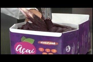Venda de alguns produtos registra alta durante o verão em Divinópolis - Fábricas de sorvetes têm elevado os lucros desde o início do verão. Confira os detalhes.
