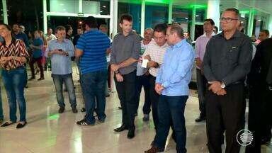 Campeonato Piauiense é lançado em festa - Campeonato Piauiense é lançado em festa
