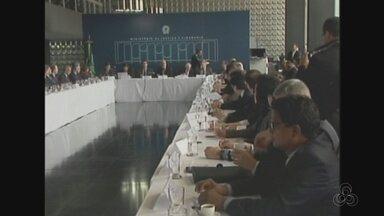 Reunião discute ações para plano de segiurança nas cadeias - Encontro ocorre após crise carcerária atingir país