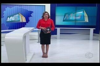 MGTV 2ª Edição de Uberlândia: Programa de quarta-feira 18/01/2017 - na íntegra - Nesta edição a TV Integração mostrou que prefeitura de Romaria decretou estado de calamidade.