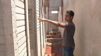 Construtora de Londrina é investigada por suspeita de golpe nos clientes - As obras contratadas estão longe de serem concluídas.