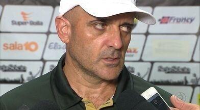 Nova dupla de ataque é a esperança do Botafogo-PB contra o CSP - Itamar Schülle confirma Rafael Oliveira e Diogo Campos na partida desta quarta-feira