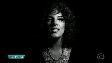 """Cantora Céu faz show no Sesc Pinheiros em SP - O repertório tem, além de sucessos da carreira da artista, canções como """"Perfume do Invisível"""", """"Varanda Suspensa"""" e """"Amor Pixelado"""", que fazem parte do disco, premiado com Grammy Latino de melhor álbum pop em língua portuguesa e de melhor engenharia de gravação."""