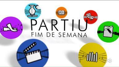 Confira as atrações culturais para o fim de semana - As atrações é para quem está em Curitiba e nas praias do litoral paranaense