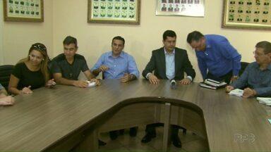 Suplentes de vereadores presos se reúnem com presidente da Câmara - Único que já foi chamado para assumir foi Kako, suplente da vereadora Anice Gazzaoui, que já pediu licença do cargo.