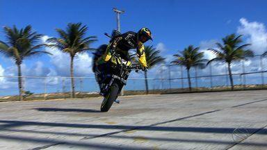 Sergipano vai competir em março o Campeonato Paulista de Wheeling - Sergipano vai competir em março o Campeonato Paulista de Wheeling