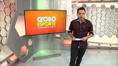 Bloco 1 - Globo Esporte CE - 20/01/2017 - Bloco 1 - Globo Esporte CE - 20/01/2017